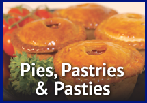 Pies, Pastries and Pasties